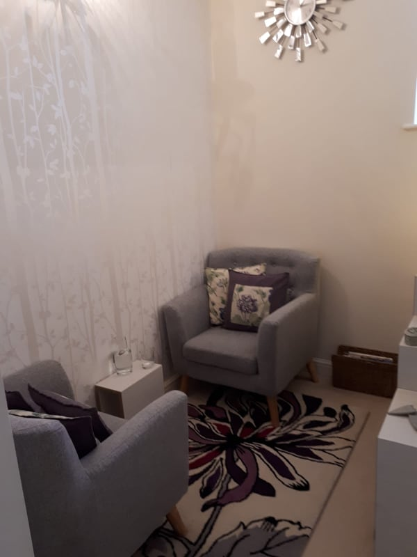 Therapy Room - Psychotherapist West Yorkshire